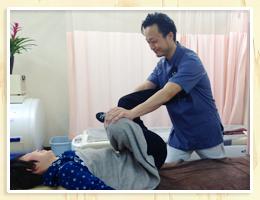 ストレッチ療法